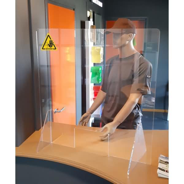 Plexiglasscheibe